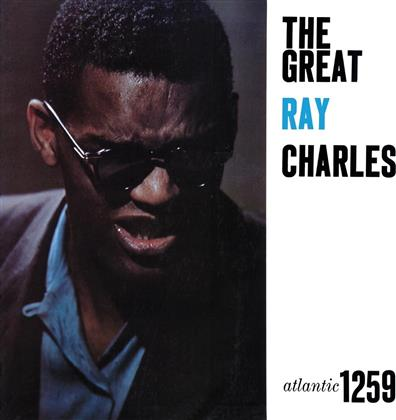 Ray Charles - The Great Ray Charles (2019 Reissue, Mono Edition, LP)
