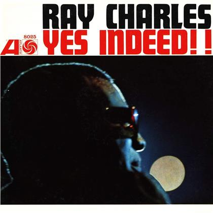 Ray Charles - Yes Indeed (2019 Reissue, Mono Edition, LP)