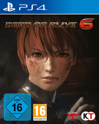 Dead or Alive 6 (Steelbook Edition)