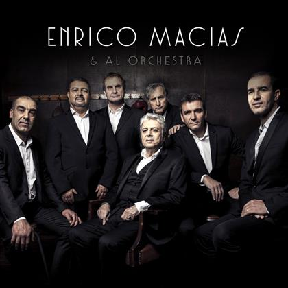 Enrico Macias - And Al Orchestra