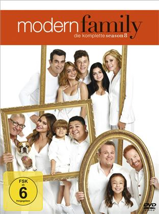 Modern Family - Staffel 8 (3 DVDs)