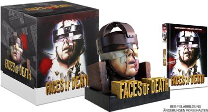 Faces of Death (1978) (+ Büste, 40th Anniversary Edition, Limited Edition, Mediabook, Blu-ray + DVD)