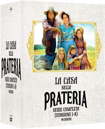 La Casa nella Prateria - Serie Completa - Stagione 1-8 (Ultimate Collection, 48 DVDs)