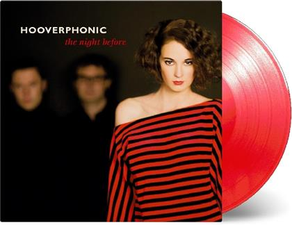 Hooverphonic - The Night Before (Music On Vinyl, 2019 Reissue, LP)