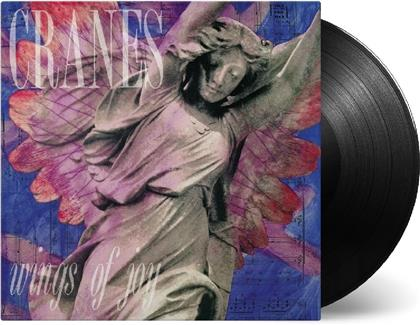 Cranes - Wings Of Joy (Music On Vinyl, 2019 Reissue, Blue Vinyl, LP)