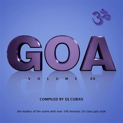 Goa Vol. 68 (2 CDs)