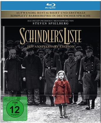 Schindlers Liste (1993) (25th Anniversary Edition, 2 Blu-rays)