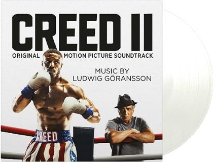 Ludwig Goransson - Creed II - OST (Music On Vinyl, Limited Edition, White Vinyl, LP)
