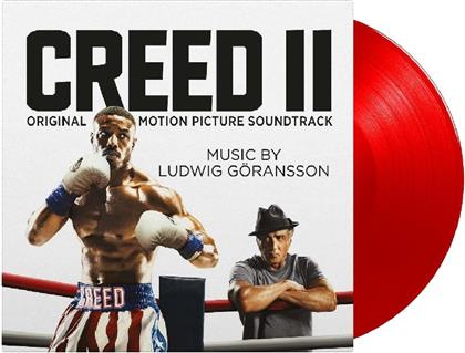 Ludwig Goransson - Creed II - OST (at the movies, Limited Edition, Red Vinyl, LP)