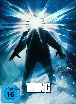 The Thing (1982) & The Thing (2011) (Deluxe Edition, Edizione Limitata, Uncut, 3 Blu-ray + CD)