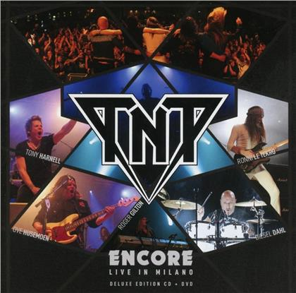 TNT - Encore - Live In Milano (Digipack, CD + DVD)