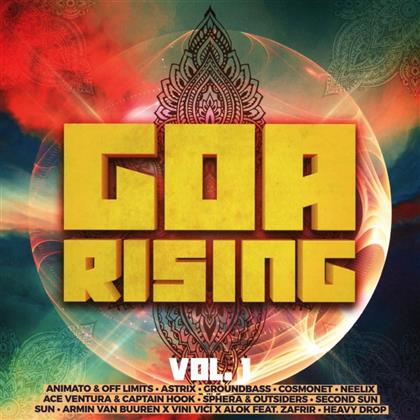Goa Rising Vol.1 (2 CDs)