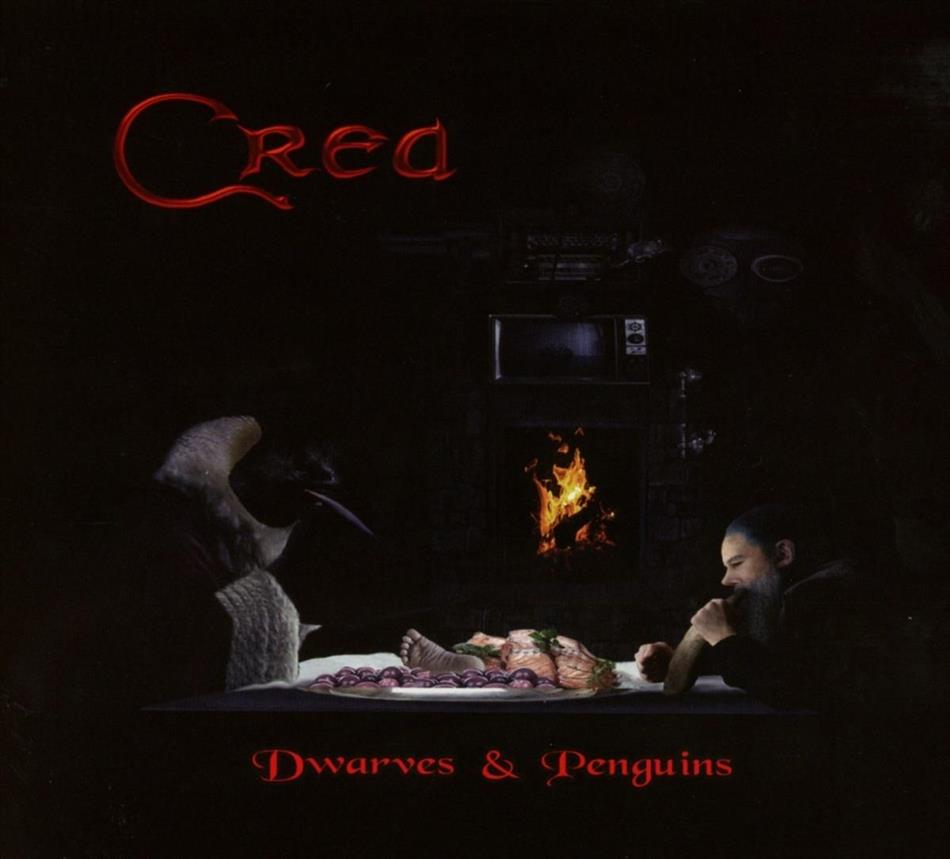Crea - Dwarves & Penguins (Digipack)