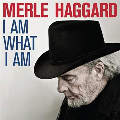 Merle Haggard - I Am What I Am (2019 Reissue, LP)