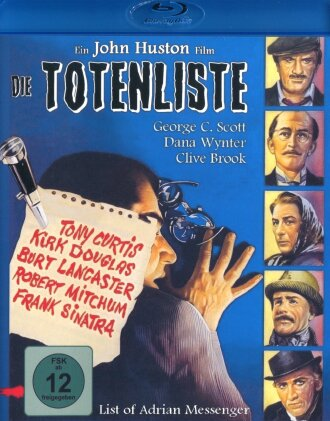 Die Totenliste (1963) (Limited Edition)