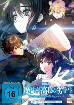 The Irregular at Magic High School - The Girl who Summons the Stars - The Movie