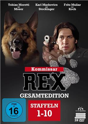 Kommissar Rex - Gesamtedition (28 DVDs)