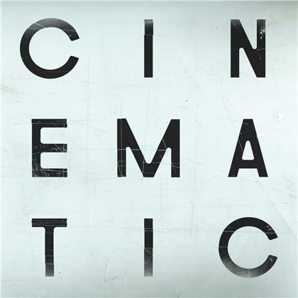 The Cinematic Orchestra - To Believe (Limited Edition, White & Clear Vinyl, 2 LPs + Digital Copy)