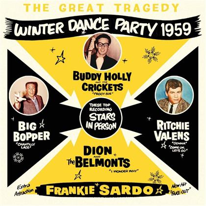The Great Tragedy - Winter Dance Party 1959