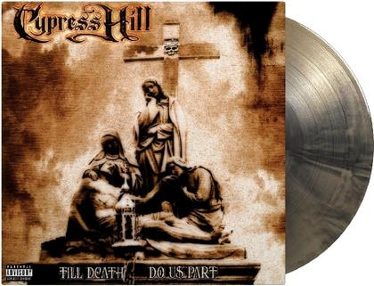Cypress Hill - Till Death Do Us Part (2019 Reissue, Music On Vinyl, Black & Gold Swirl Vinyl, 2 LPs)