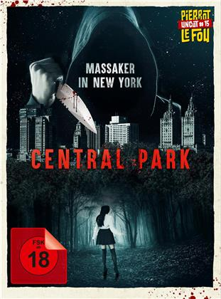 Central Park - Massaker in New York (2017) (Limited Edition, Mediabook, 2 Blu-rays)