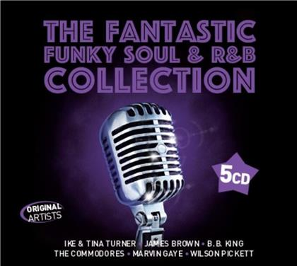 The Fantastic Funky Soul & R&B (5 CDs)