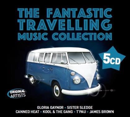 The Fantastic Travelling Music (5 CDs)