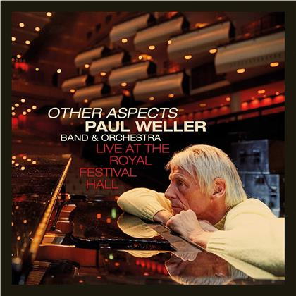 Paul Weller - Other Aspects, Live At The Royal Festival Hall (2 LPs + DVD)