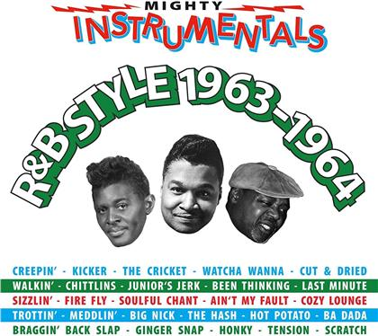Mighty Instrumentals 1964 - R&B Style 1963-64 (4 CDs)