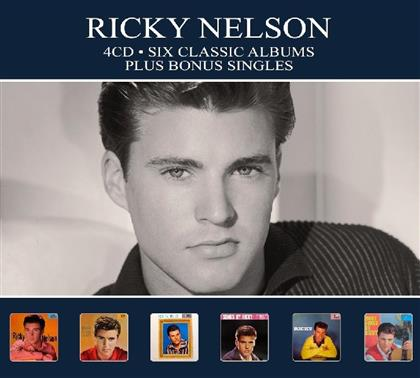 Ricky Nelson - 6 Classic Albums (Digipack, 4 CDs)