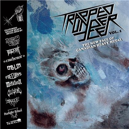 Trapped Under Ice Vol. 1 - The New Face Of Canadian Metal (LP)
