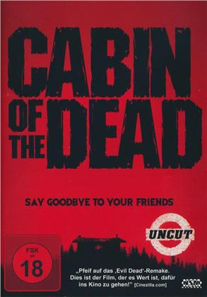 Cabin of the Dead (2012) (Uncut)
