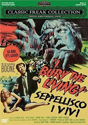 I Bury the Living - Seppellisco i vivi (1958) (Classic Freak Collection, n/b, Versione Rimasterizzata, Uncut)