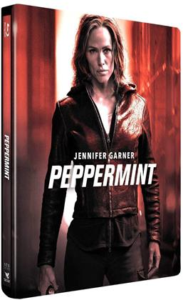 Peppermint (2018) (Limited Edition, Steelbook)