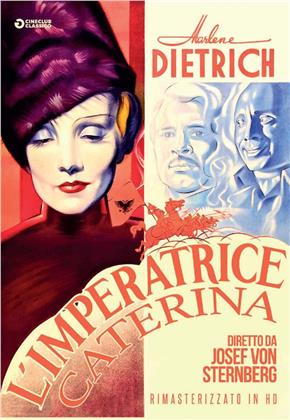 L'imperatrice Caterina (1934) (Cineclub Classico, HD-Remastered, n/b)