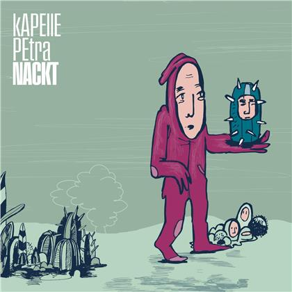Kapelle Petra - Nackt (Limited, Deluxe Boxset, CD + DVD)