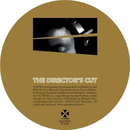 "Jeff Mills - Director's Cut Chapter 1 (12"" Maxi)"