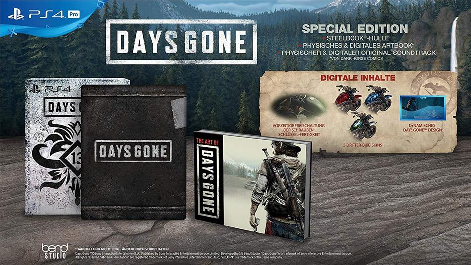 Days Gone (German Special Edition)