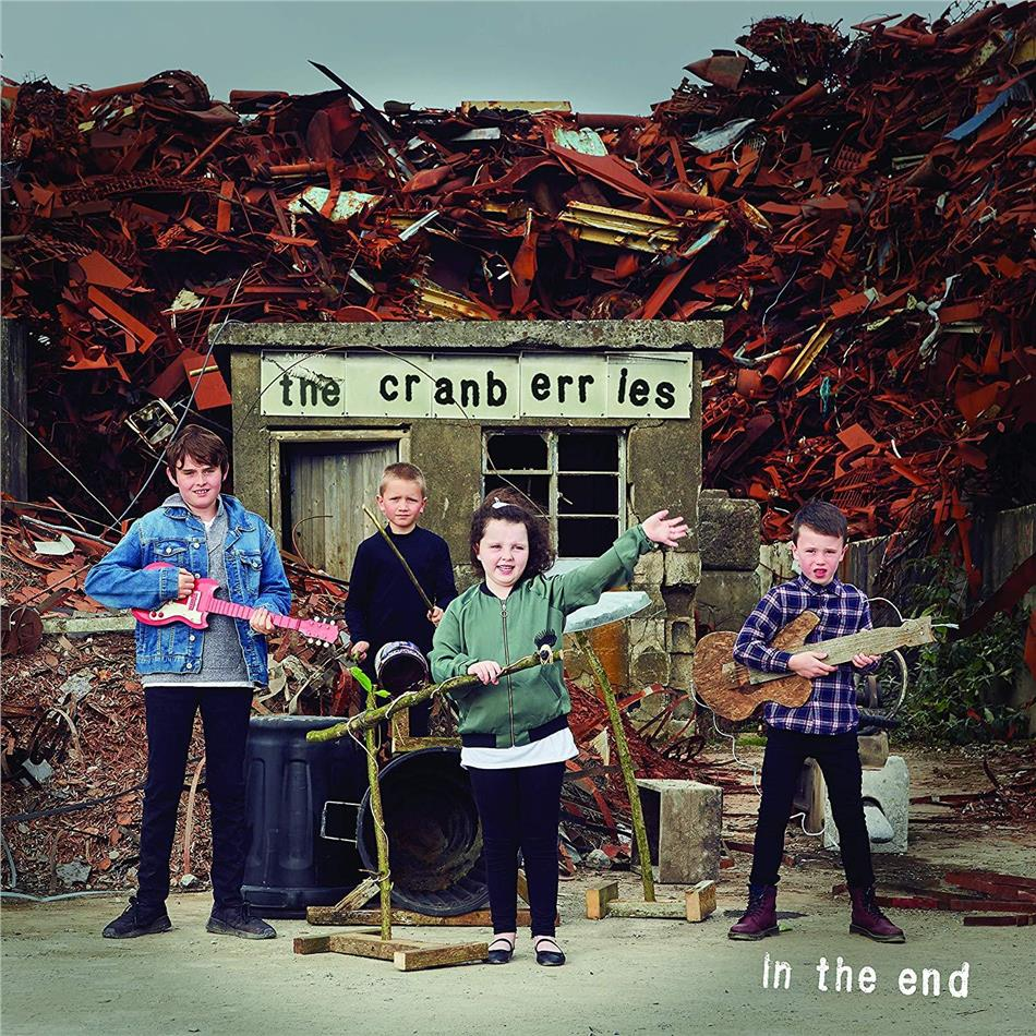 The Cranberries - In The End (Limited, Red Rust Colored Vinyl, LP)