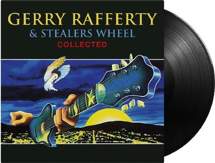 Rafferty Gerry/Stealers Wheel - Collected (2019 Reissue, Music On Vinyl, Yellow Vinyl, 2 LPs)