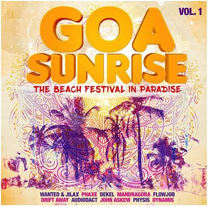 Goa Sunrise Vol. 1 (2 CDs)