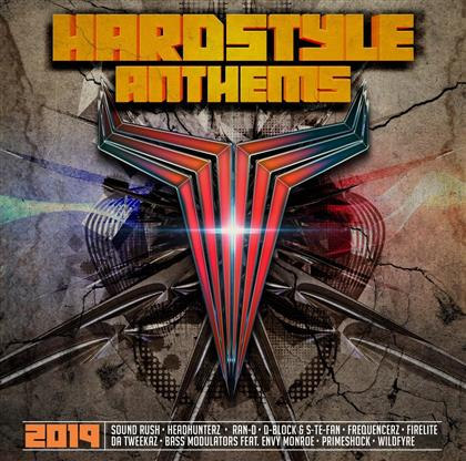 Hardstlye Anthems 2019 (2 CDs)