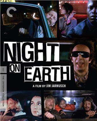 Night On Earth (1991) (Criterion Collection)