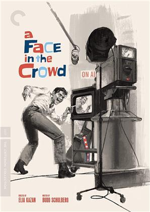 A Face In The Crowd (1957) (n/b, Criterion Collection)