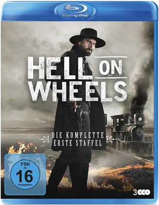 Hell on Wheels - Staffel 1 (Neuauflage, 3 Blu-rays)