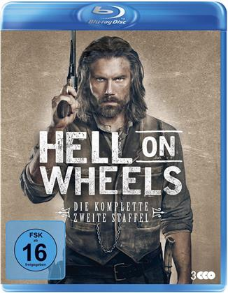 Hell on Wheels - Staffel 2 (Neuauflage, 3 Blu-rays)