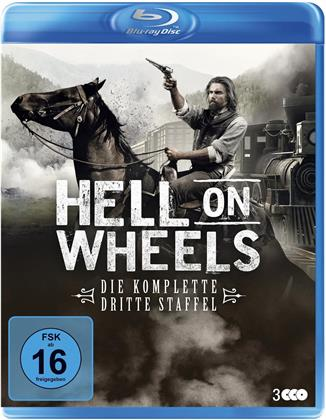 Hell on Wheels - Staffel 3 (Neuauflage, 3 Blu-rays)