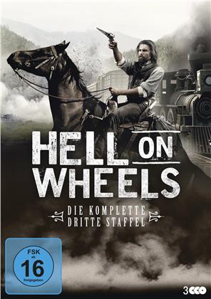 Hell on Wheels - Staffel 3 (Neuauflage, 3 DVDs)