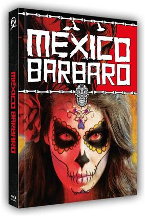 Mexico Barbaro (2014) (Cover B, Limited Edition, Mediabook, Uncut, Blu-ray + DVD)