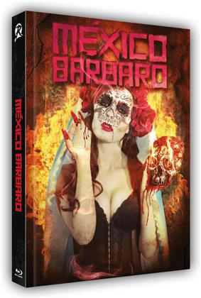 Mexico Barbaro (2014) (Cover C, Limited Edition, Mediabook, Uncut, Blu-ray + DVD)